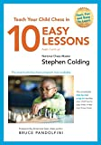 Teach Your Child Chess In 10 Easy Lessons-Colding, Nm Stephen Paul