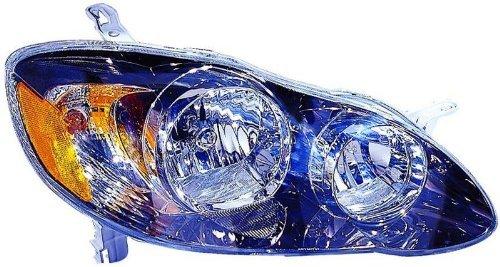 07 corolla headlight assembly - 4
