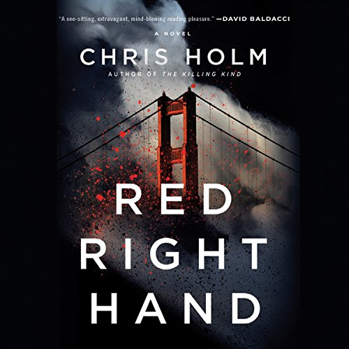 Red Right Hand audiobook cover art