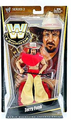 WWE Legends Series 2 Action Figure - Terry Funk