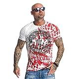 Yakuza Original Yakuza Club T-Shirt , Weiß - XL