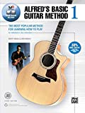 Alfred's Basic Guitar Method, Bk 1: The Most Popular Method for Learning How to Play, Book & Online Video/Audio/Software (Alfred's Basic Guitar Library, Bk 1)