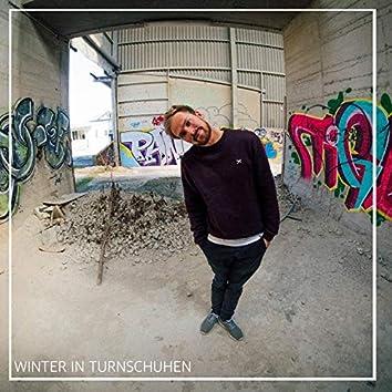 Winter in Turnschuhen