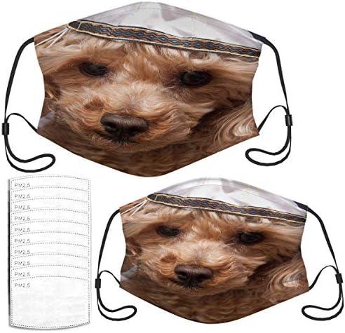 Face Mask Yarmulke Face Washable Masks for Adult Kids product image