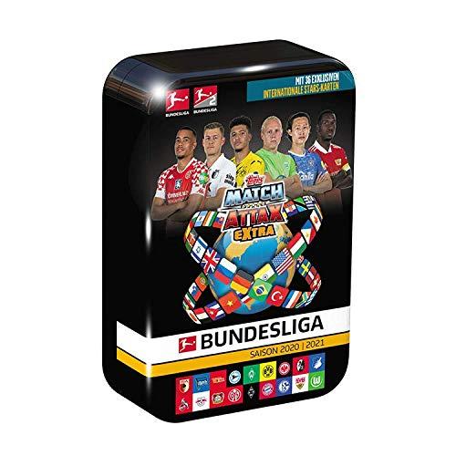 Topps Bundesliga Match Attax Extra 2021 - Mega Sammeldose