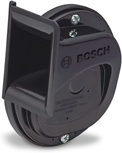 Bosch F002H10028 Symphony Horn -Set of 2 (12V, 420/500 Hz, 105-118 dB)