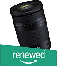 $569 » Tamron 18-400mm F/3.5-6.3 DI-II VC HLD All-In-One Zoom For Canon APS-C Digital SLR Cameras (Renewed)