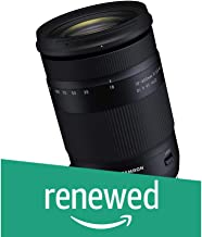 Tamron 18-400mm F/3.5-6.3 DI-II VC HLD All-In-One Zoom For Canon APS-C Digital SLR Cameras (Renewed)