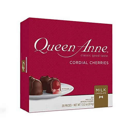 Queen Anne Cordial Cherries, 13.2 Ounces (Milk Chocolate)