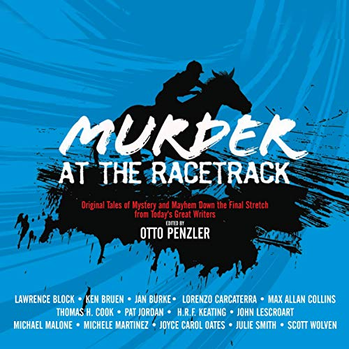 Murder at the Racetrack cover art