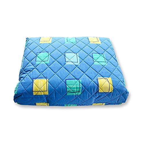 Ailati Tagesdecke gesteppt 2 Sitzer Art. Farbe Kornblumenblau