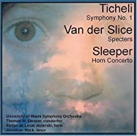 Orchestral Music by THOMAS SLEEPER (2003-07-29)
