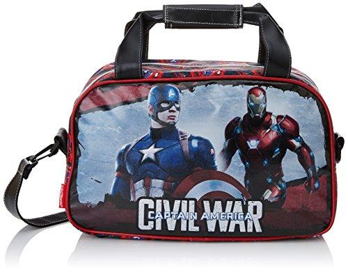 Bolsa Deporte Capitan America Civil War Marvel