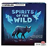 Mattel Games GNH18 - Spirits of The Wild Strategy Game - 2 Players - Strategy Games from 10 Years