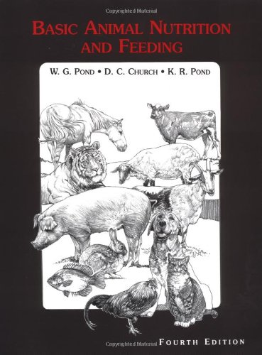 Download Basic Animal Nutrition and Feeding 0471308641