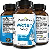 Water Pills for Bloating – Premium Weight Loss Supplement for Women and Men – Reduce Water Retention –...