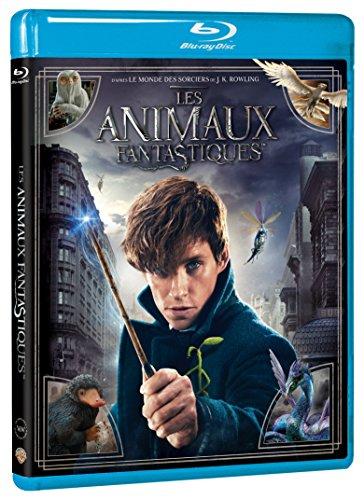Les Animaux fantastiques - Le monde des Sorciers de J.K. Rowling - Blu-ray