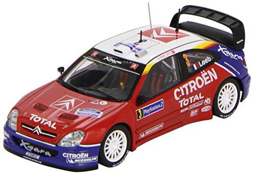 Auto Art a60438Modell Auto CITROËN XSARA WRC 2004–Maßstab: 1: 43