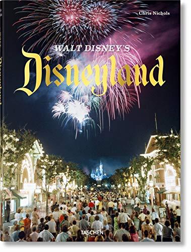 Walt Disney's Disneyland (Gebundene Ausgabe)