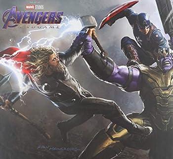 Marvel s Avengers  Endgame - The Art of the Movie
