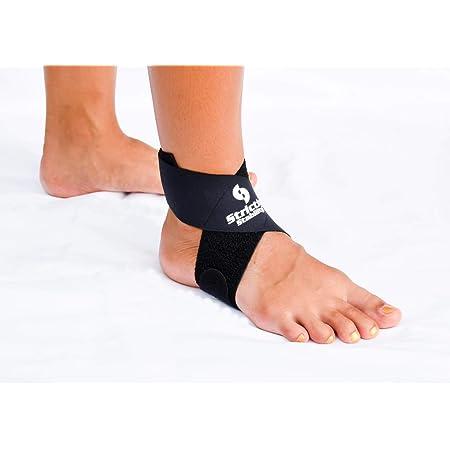 StrictlyStability Achilles Tendonitis Support Strap Brace (Large)