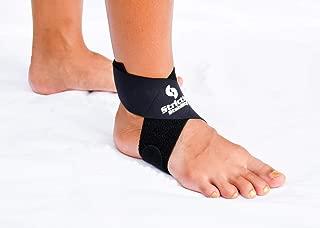 StrictlyStability Achilles Tendonitis Support Strap Brace (Regular)