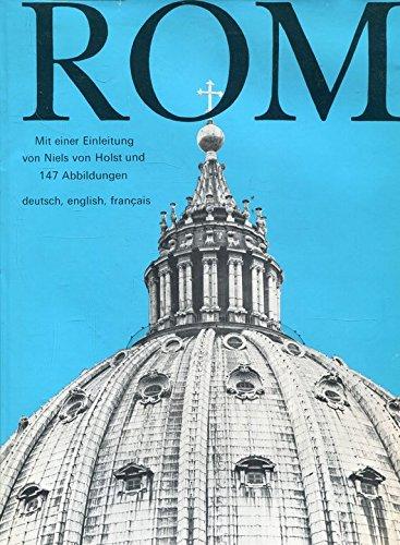Rom und Umgebung Text in deutsch, englisch und französischer Sprache