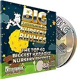Mr Entertainer Big Karaoke Hits of Nursery Rhymes - Double CD+G (CDG) Pack. canciones infantiles
