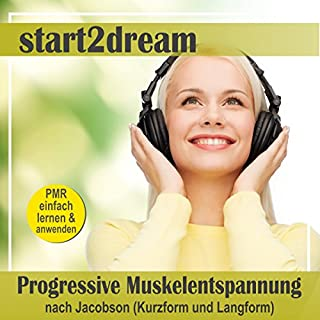 Progressive Muskelentspannung nach Jacobson (Kurzform und Langform) Titelbild