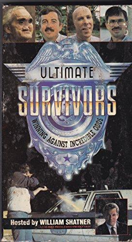 Ultimate Survivors [VHS]