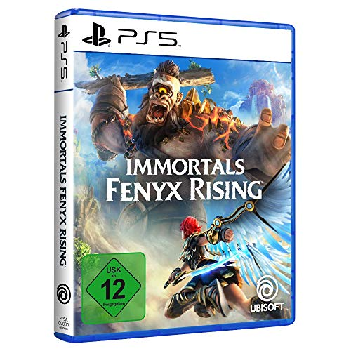 Immortals Fenyx Rising - Standard Edition - [PlayStation 5]