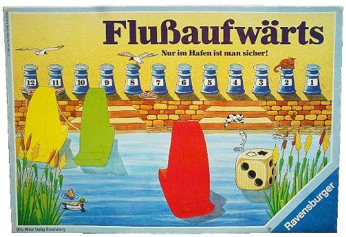 Preisvergleich Produktbild Flußaufwärts Ravensburger