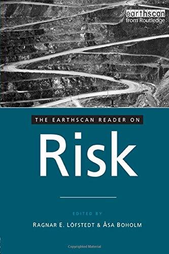 The Earthscan Reader on Risk