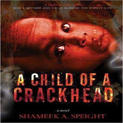 A Child of a Crack Head audiobook cover art