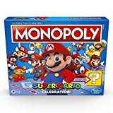 Hasbro Super Mario Celebration Board Game Monopoly *English Version* games