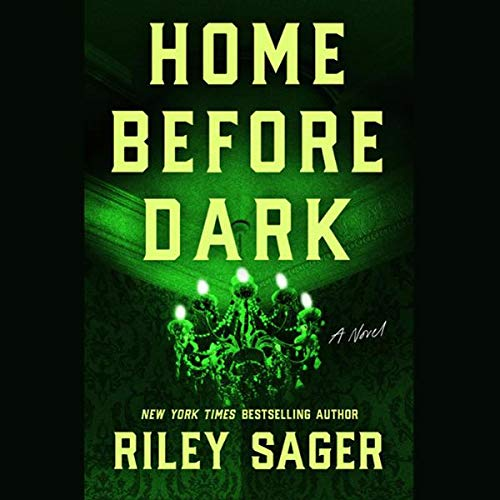 Home Before Dark audiobook cover art