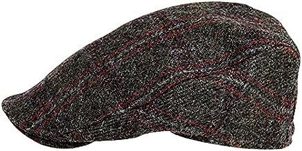 Hanna Hats of Donegal.Irish Flat Cap.Donegal Tweed.'Brad Pitt' Style.The 'Grafton Street' Cap