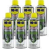 WD-40 - Limpia Cadenas Specialist Motorbike 400 ml (Caja de 6 uds)