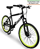 Omobikes Manali G7 | Lightweight | Fast Light Weight Hybrid Cycle with Alloy