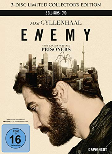 Enemy [Blu-ray] [Limited Collector's Edition] [Limited Edition]