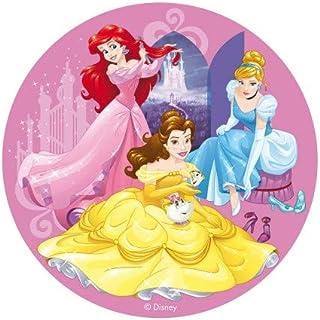 dekora Disney -Prinzessinnen Tortenoblate Lizenzware 20cm