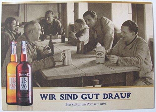 Borbecker Brauhaus - 30 Jahre Dampfe - Postkarte - Motiv 3