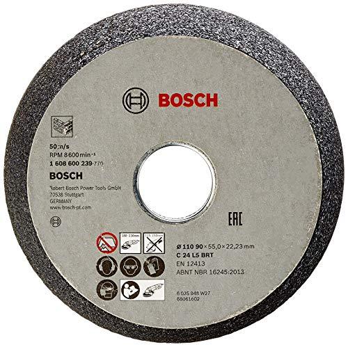 Bosch Professional Zubehör 1608600239 Schleiftopf, konisch 90 mm, 110 mm, 55 mm, 24