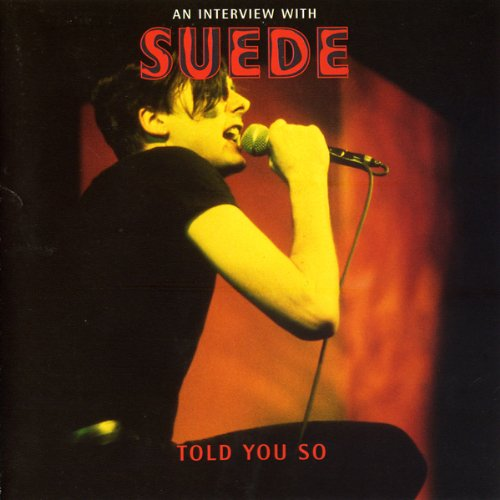 Suede audiobook cover art
