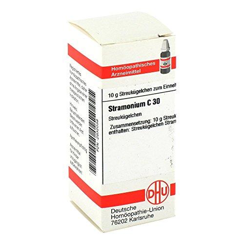 STRAMONIUM C 30 Globuli 10 g