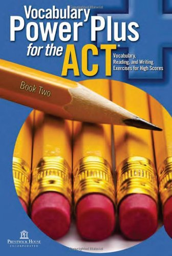 Vocabulary Power Plus for the ACT - Level Ten