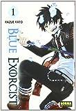 BLUE EXORCIST 01 (CÓMIC MANGA)