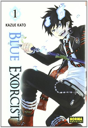 BLUE EXORCIST 01 (CÓMIC MANGA)