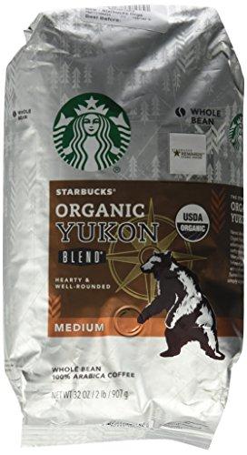 Starbucks Organic Yukon Blend Coffee, 2 Lb