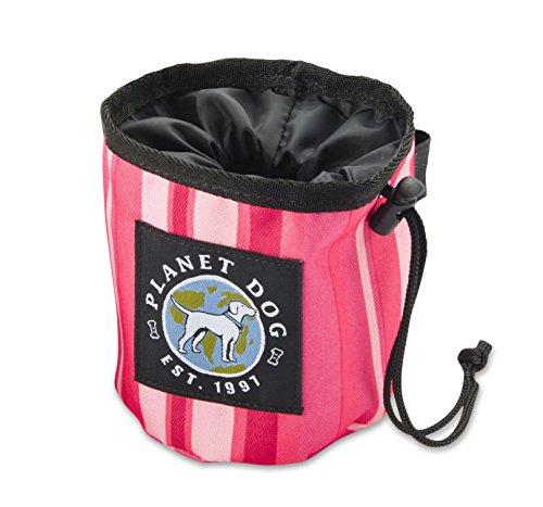 Planet Dog snack sack - Treat Bag - pink